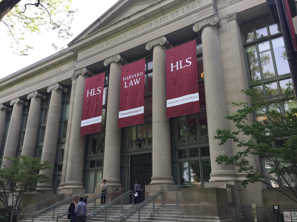 A SHOWING OF HUSH AT HARVARD LAW SCHOOL – Pro Life Legal Defense